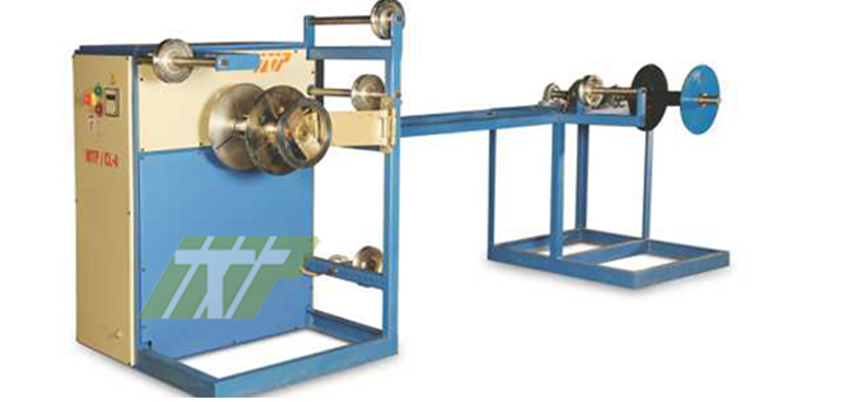 ROPE COILING MACHINE MTP/CL4