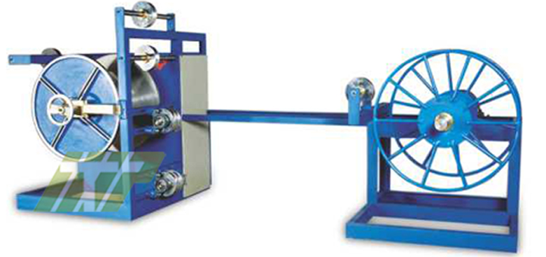ROPE COILING MACHINE MTP/CL8