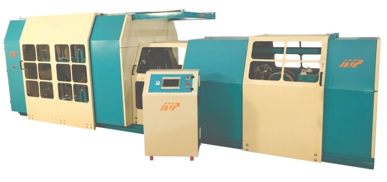 ELECTRONIC ROPE MAKING MACHINE MTP/E-8