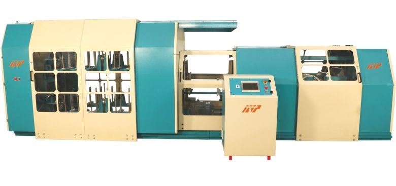 ELECTRONIC ROPE MAKING MACHINE MTP/E-6