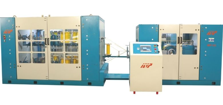 ELECTRONIC ROPE MAKING MACHINE MTP/E-3