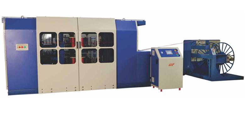 ENDLESS ROPE MAKING MACHINE MTP/2-E