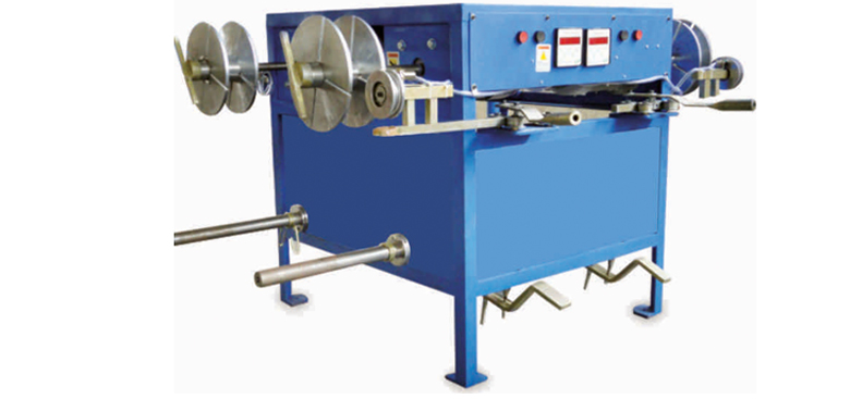 ROPE COILING MACHINE MTP/2A