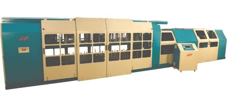 Electronic Rope Making Machine MTP/E-16